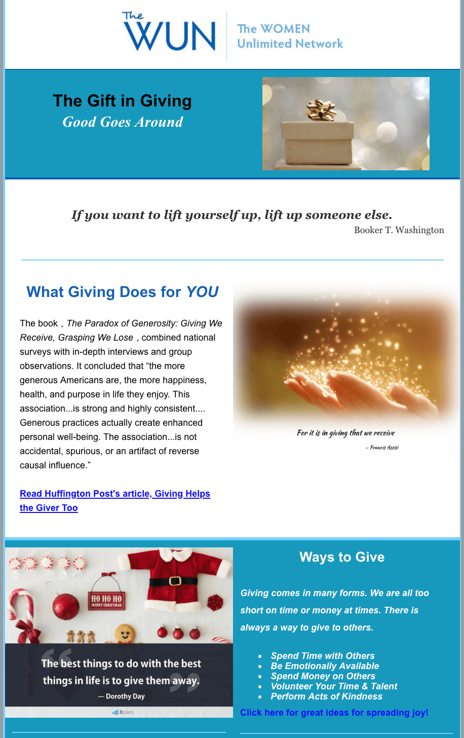 gift-of-giving-newsletter